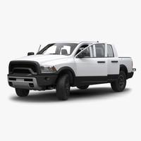 generic pickup 2 rigged max
