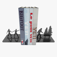 Bookend Bigfoot