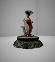 3d model china statue