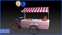 Sweets Cart