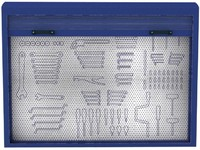 3d model of panel tools