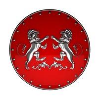 emblem lions 3d model