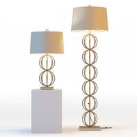 lamps arteriors 3d model