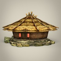 fantasy hut 3ds