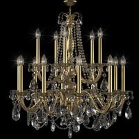 3ds max schonbek chandelier alea al6535