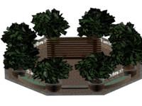 pavilion dxf