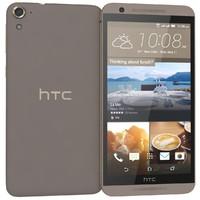 htc e9s dual sim 3d model