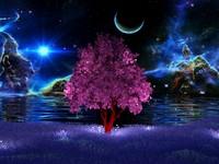 cosmic tree 3d model