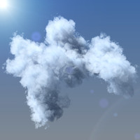 Clouds, 3d voxel grid