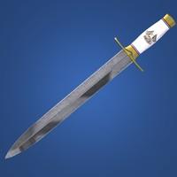 dagger arkansas toothpick 03 max