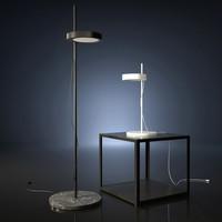 floor lamp e15 palo 3d max