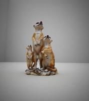 3d meerkat model