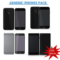 Generic Phone Pack