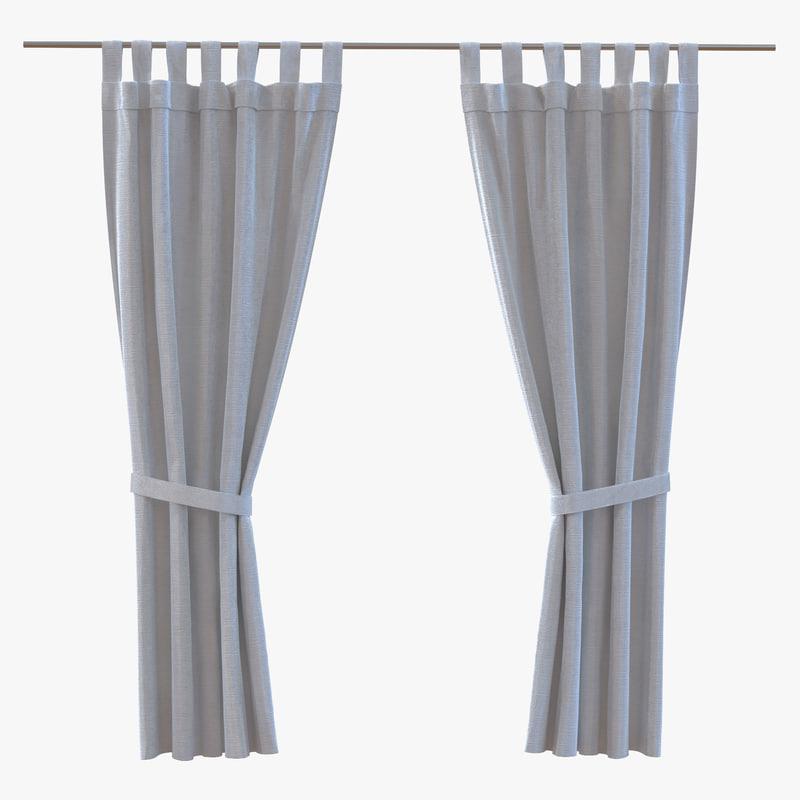Curtain 3d model 00.jpg