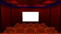 3d fine home theater model