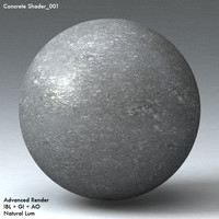Concrete Shader_001