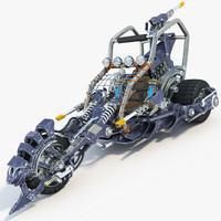 3d concept bike