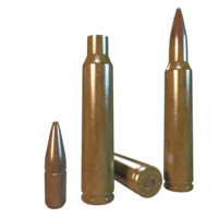 3d model 5 rifle bullet