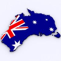 3d model australia