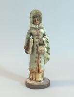 Decorative Old Woman Statue