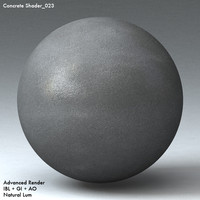 Concrete Shader_023