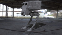 3d model walker at-st st
