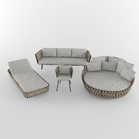 3d max furniture garden