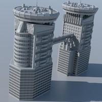 building 03 3d fbx