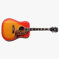 Gibson Hummingbird Guitar