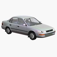 Toyota Corolla E100