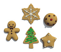 christmas cookie set obj