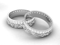 3dm ring print weight -