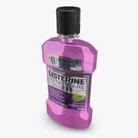 3d listerine total care