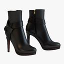 Ankle Boots 3D models