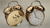 Animated alarm clock