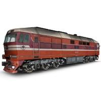 max train locomotive