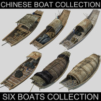 chinese boat max