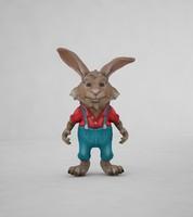 bunny 3d max