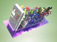 free max model modular equipment boiler