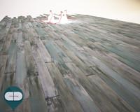 wood flooring 3d model