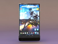 3d model gadget dell venue 8