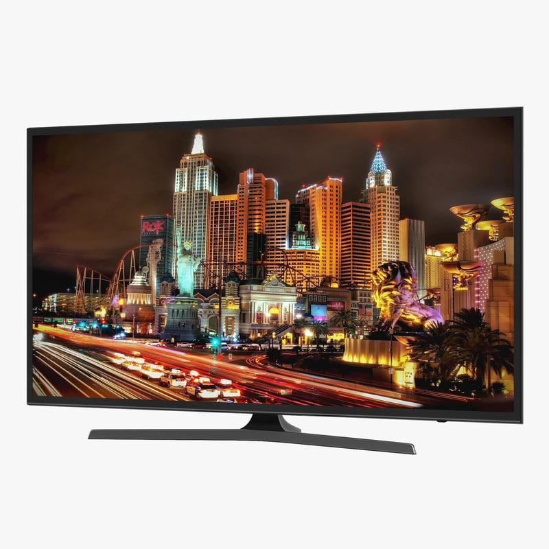 Generic TV 3d model 00.jpg