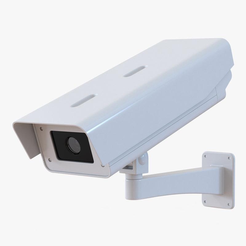 CCTV Camera 3d model 00.jpg