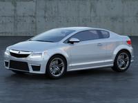 Concept Car Coupe A001