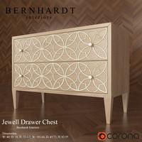 Drawer Chest Jewell BERNHARDT