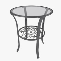 ikea table 3d model