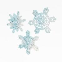 3d flake snow snowflake
