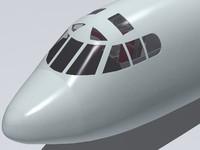 3d b-52 cockpit