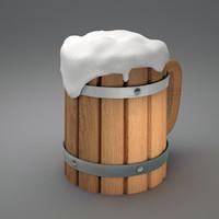 max beer stein