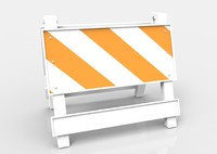 Traffic Safety Barrier
